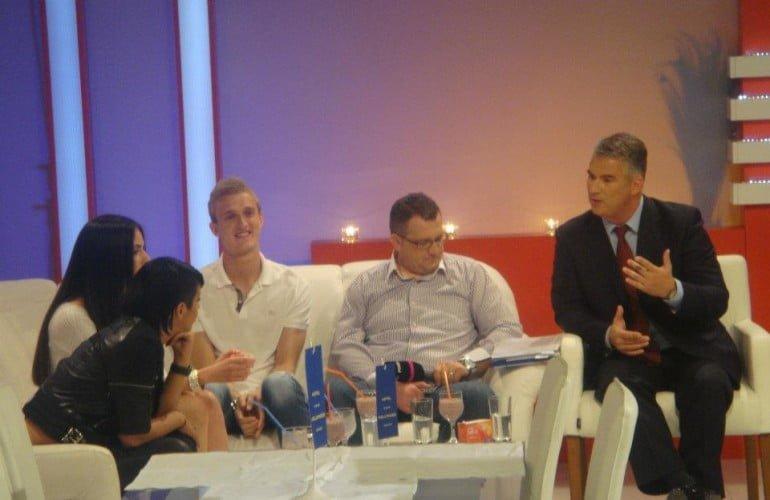 Predsjednik kompanije IH Ivan Vajs na TV PINK BH (01)