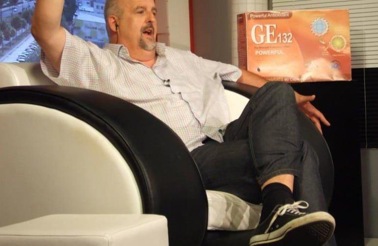 TV voditelj Almir Čehajić Batko