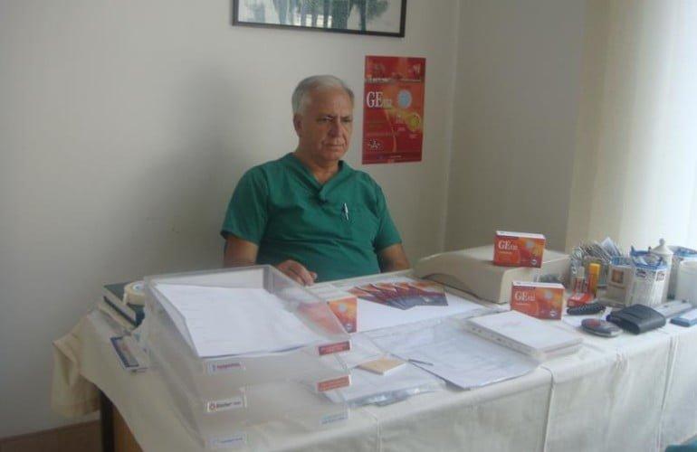 Prim. Dr. Izet Čustović