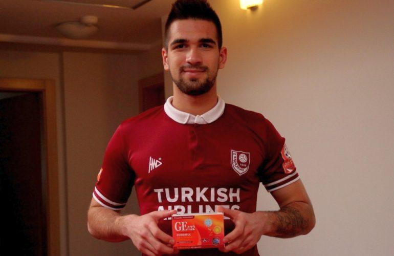 Adnan Osmanović, korisnik GE132 – FK Sarajevo