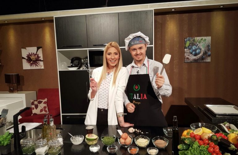 Berina Spahalić i nutricionista Kenan Mandra (2)