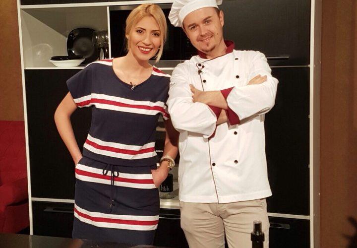 Berina Spahalić i nutricionista Kenan Mandra